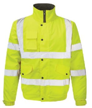 Fortress Hi visibilty Jacket 210